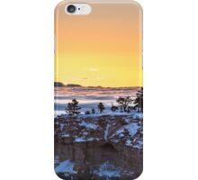 Over the Clouds – Bryce Canyon National Park, Utah iPhone Case/Skin