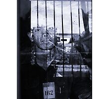Still a prisoner Photographic Print