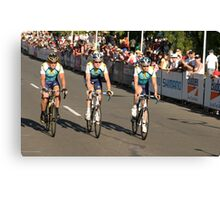 Obligatory Lance Armstrong Photograph Canvas Print