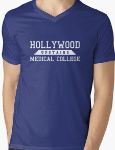 Hollywood Upstairs Medical College Mens V-Neck T-Shirt