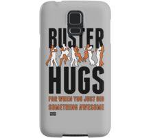 "SF Giants ""Buster Hugs"" Samsung Galaxy Case/Skin"