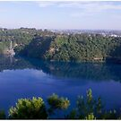 Blue Lake 2013 by Robert Jenner