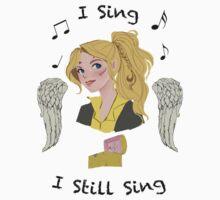 I Sing...I Still Sing by ratgirlstudios