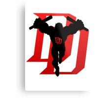 Just Daredevil Metal Print