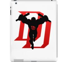 Just Daredevil iPad Case/Skin