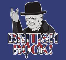British Rock! by Jem Wright