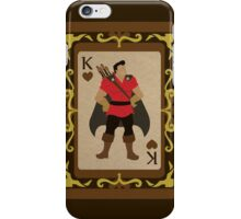 The Evil Huntsman iPhone Case/Skin