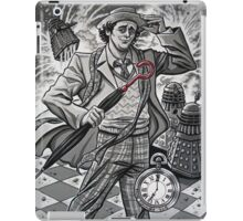 The Seventh Doctor iPad Case/Skin