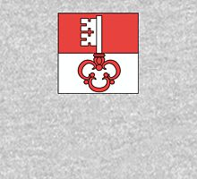 Flag of Obwalden Canton  Unisex T-Shirt