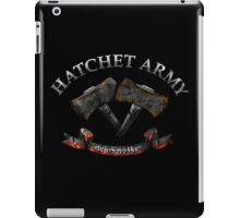 Hatchet Army iPad Case/Skin