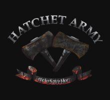 Hatchet Army Baby Tee