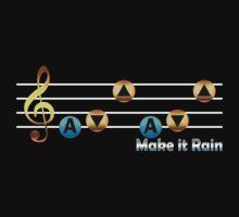 Make It Rain by Garybous