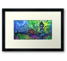 Your Love Is A By Sherry Arthur Framed Print