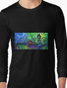 Your Love Is A By Sherry Arthur Long Sleeve T-Shirt