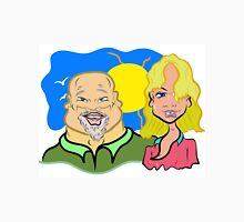 A Happy Couple In The Sun Unisex T-Shirt