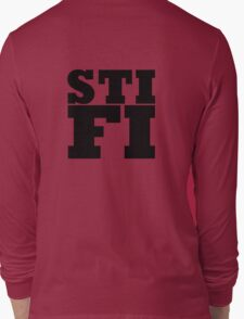 Sticky Fingers STIFI LOGO Long Sleeve T-Shirt