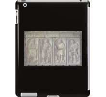Religious Relief-Mont. St. Michel, France iPad Case/Skin