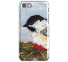 Winter Tweet iPhone Case/Skin