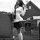 The Catholic Schoolgirl 4 by Candido