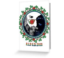 Jerry Knows 2015 Greeting Card