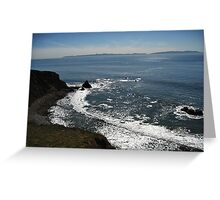 Palos Verdes Greeting Card