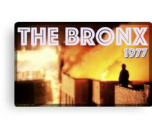The Bronx, 1977 Canvas Print