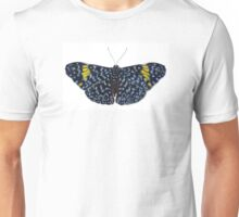 Red Cracker Butterfly Unisex T-Shirt