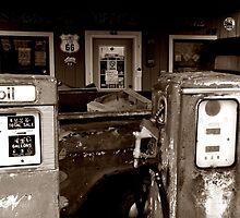 Henry's Garage 2 by David Cross