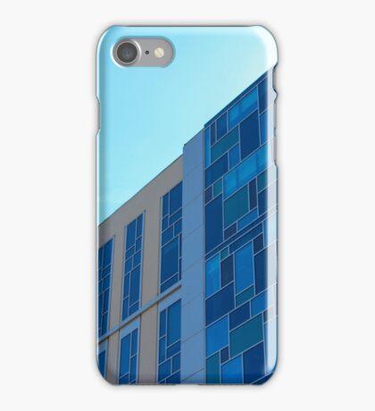 Building Meets Sky iPhone Case/Skin