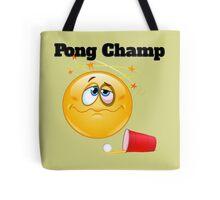 pong champ Tote Bag