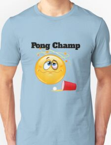 pong champ T-Shirt