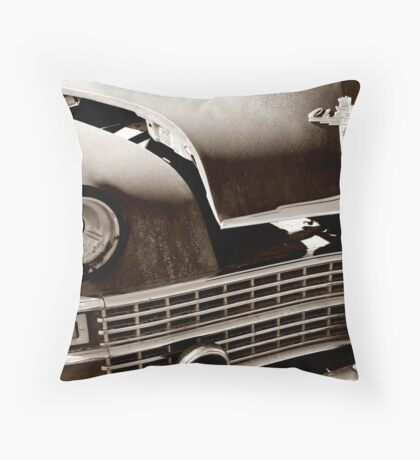 Sleeping Chrysler Throw Pillow