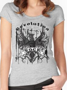 Rock Revolution Women's Fitted Scoop T-Shirt