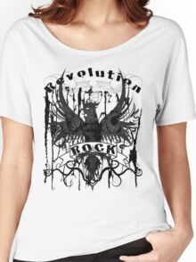 Rock Revolution Women's Relaxed Fit T-Shirt