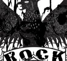 Rock Revolution Sticker