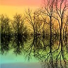 *Dusk on the Lake* by Darlene Lankford Honeycutt