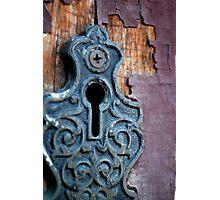 Keyhole Photographic Print