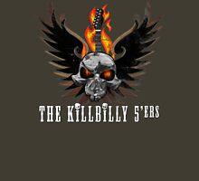 The Killbilly 5'ers - Skull guitar T-Shirt