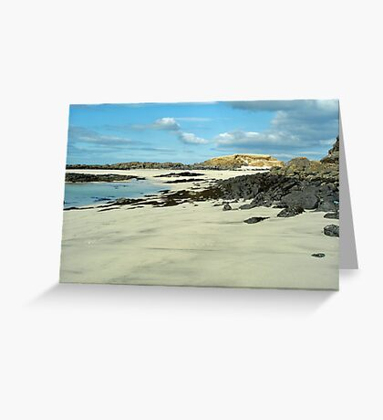 Bay MacNeil Ardnamurchan Greeting Card