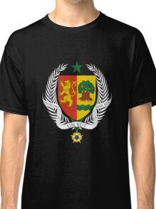 Coat of arms of Senegal Classic T-Shirt