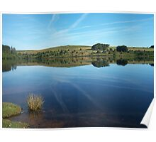 Dartmoor: Fernworthy Reflections Poster
