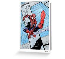 Spider-Man Greeting Card