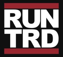 RUN TRD T-Shirt