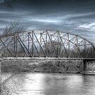 Arkadelphia Bridge by wadesimages