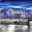 Arkadelphia Bridge - by wadesimages