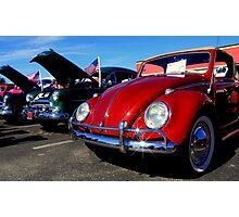 Volkswagen Sparkle Photographic Print