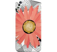 Ribbioned Flower iPhone Case/Skin