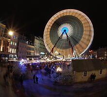 Spinning indefinitely by Airwalkmax