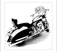 CVO Road King by Don Bailey
