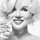Cheers Marilyn by Karen Townsend